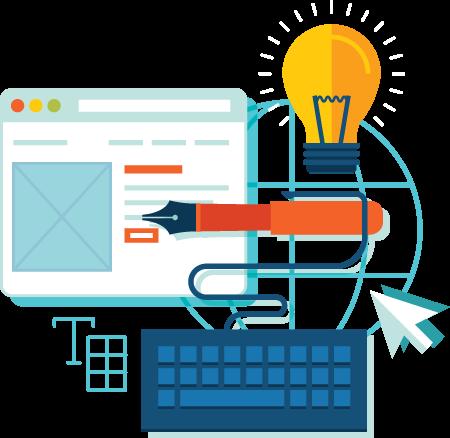 Je kunt bij Scriptex terecht voor een webdesign op maat!