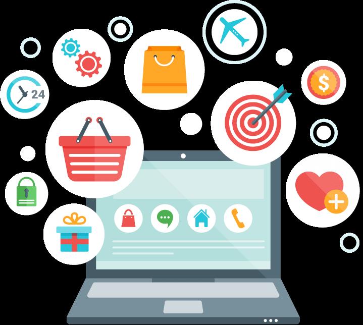Samen met Scriptex kun je de geschikte online strategie voor jouw onderneming bepalen en uitvoeren!