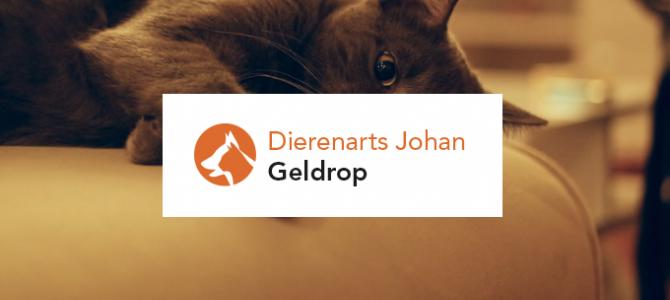 Dierenarts Johan